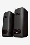 Circle Stereo Speaker (Black)@360