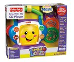 Fisher-Price Laugh and Learn Sing-with-Me CD Player @2334 || see pc || mrp-5733