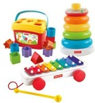 Fisher-Price Classic Infant Trio Gift Set @1997/-