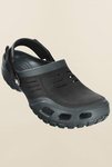 Crocs Yukon Sport Graphite & Black Clogs