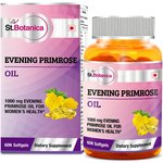 St.Botanica Evening Primrose Oil 1000 mg 60 Softgels