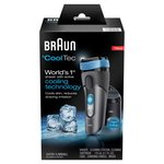 Braun CoolTec CT5cc Electric Wet & Dry Foil shaver