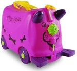 Toys Bhoomi Kids Ride On & Roll Cabin Luggage - 18