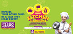 Ezoneonline Kitchen Carnival - upto Rs.2500 cashback on purchase of Appliances