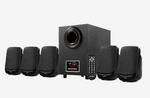 Intex 5.1 IT-5100 SUF OS Multimedia Speaker (Black)