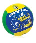 Nivia - Rubber Moulded Volleyballs-4 (Vb-487) Assorted