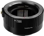 Fotodiox MCR-EOS-AF-KIT-Pro Adjustable Macro Extension Tube