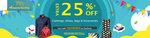 Dinodirect Fashion Sale - Extra 25% off