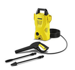 KARCHER K2 Compact Pressure Washer (Yellow & Black)