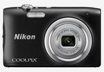 Nikon Coolpix A100 Point and Shoot Camerafor