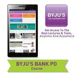 Byju's Bank PO Preparation - 1 Year (Voucher)
