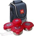 Cello SDOLB15 4 Containers Lunch Box(500 ml)