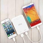 iPro IP1042 Powerbank 10400 mAh(White)