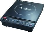Prestige PIC 1.0 Mini Induction Cooktop(Black, Push Button)
