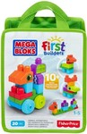 Mega Bloks First Builders CNH10(Multicolor)