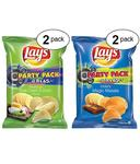 Lay's Combo of Potato Chips Party Packs