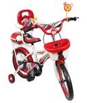 HLX-NMC KIDS BICYCLE 16 BOWTIE RED/WHITE