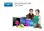 Additional 10% Cashback Using CITI Bank (Mobiles, TV, Laptops etc..)