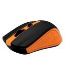 Portronics Arrow Wireless Mouse - Orange