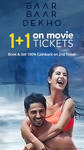 Book & Get 100% Cashback on 2nd Ticket (Maximum Rs. 150)