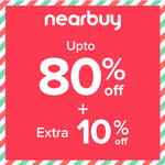 Flat 10% off on all local offers (no min. order value required) (Valid for all users)