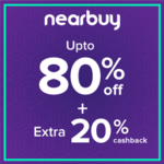 Flat 20% cashback on all Local Offers