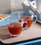 Yujing You N Me Glass 190 ML Tea Cups Set - Set of 6