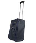 Novex Black 2 Wheel 50 Cms Travel Luggage