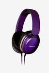 Panasonic RP-HX350ME-V Over-Ear Headphone (Violet)