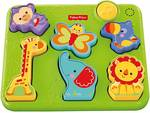 Fisher Price Silly Sounds Puzzle  (6 Pieces)