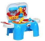 Sunshine Carry Along 2 in 1 Doctor Play Set With Sitting Stool