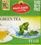 Good Morning Green Tea Tulsi Tea, 22.5g