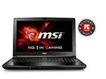 MSI GL62 6QF i7 (6th Gen)6700 HQ/8 GB RAM/1TB HDD/GTX 960M 4GB GDDR5/1920*1080(15.6 Black)