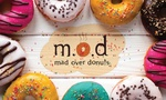 Mad Over Donuts - Buy 1 Get 1 Free + 20% Off on Delivery & more