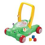 Little Tikes 2-in-1 Push and Play Turtle
