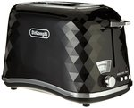 Delonghi Icona Brillante CTJ2003 900-Watt 2-Slice Toaster