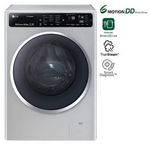 LG FH4U1JBSK4 Fully Automatic Front Loading 10.5 Kg Washing Machine (Luxury Silver)