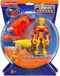Fisher-Price Planet Heroes Action Figure Venus Dazzle