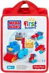 Mega Bloks First Builders CNH09  (Multicolor)
