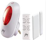 Godrej Eagle I Smart Plug n Play Alarm System