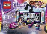 Lego Friends 41103 Pop Star Recording Studio Building Kit  (Multicolor)
