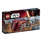 Lego Rey's Speeder, Multi Color