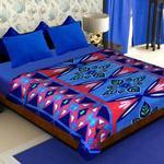 Bedsheet & Blankets Upto 60% off + 55% Cashback