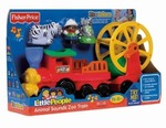 Fisher-Price Little People Animal Sounds Farmer And Animals  (Multicolor)