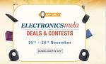 Amazon Electronics Mela discount offer