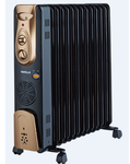 Havells OFR 9 Fin With PTC Fan Heater Oil Filled Radiator (Golden & Black) discount offer