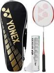 Flat 50% Off on Yonex Combo Kit Badminton Kits