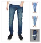 Buy 1 Jeans & Get 2 Free