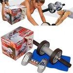 Power Stretch AB Wheel Body Roller