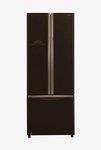 Hitachi R-WB550PND2- GBW 510 L Triple Door Refrigerator (Brown)